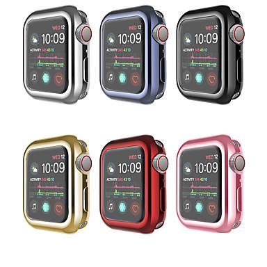 Недорогие Кейсы для Apple Watch-чехлы для яблочных часов серии 4/3/2/1 совместимость с пластиком apple