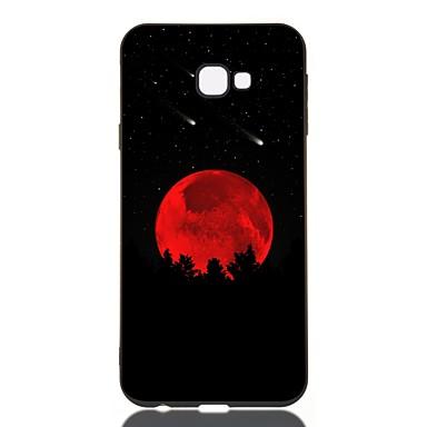 voordelige Galaxy J-serie hoesjes / covers-hoesje voor Samsung Galaxy J730 / J6 (2018) / J530 Schokbestendig / Mat / Patroon Achterkant Landschap TPU Soft voor Galaxy J330 / J6 Plus / J4 Plus / J4 2018 / M10 / M20 / M30 / J310 / J510 / J3 / J2