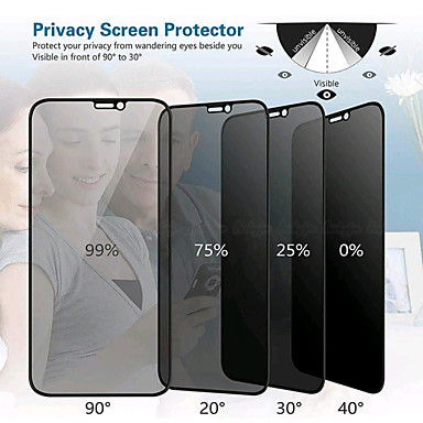 voordelige iPhone 6s / 6 screenprotectors-AppleScreen ProtectoriPhone XS 9H-hardheid Voorkant screenprotector 1 stuks Gehard Glas / iPhone 6s Plus / 6 Plus / iPhone 6s / 6