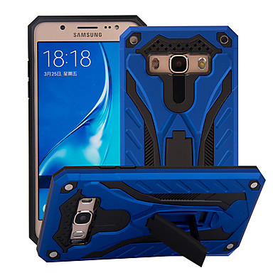voordelige Galaxy J-serie hoesjes / covers-hoesje voor Samsung Galaxy J8 (2018) / J7 (2017) / J5 Prime schokbestendige achterkant Armor TPU