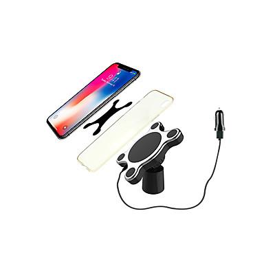 Недорогие Гаджеты для Samsung-10 Вт ци беспроводное зарядное устройство автомобильное вентиляционное отверстие магнитная подставка для телефона для Samsung для iphone XR Samsung S9 S8 Note 9