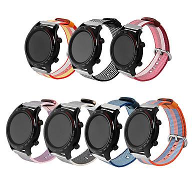 voordelige Smartwatch-accessoires-Horlogeband voor Huawei eer Magic Huawei Klassieke gesp Nylon Polsband