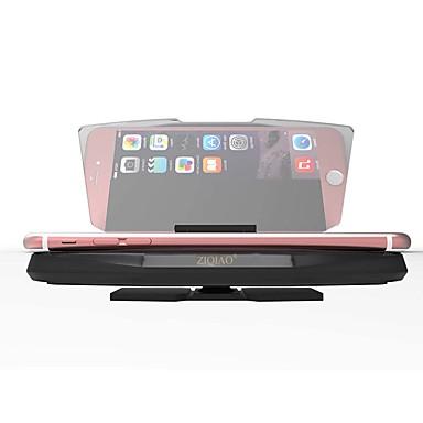 voordelige Head-up displays-ziqiao auto hud head-up display gps-navigatie projector telefoonhouder reflecter draadloze armband voor iphone samsung huawei