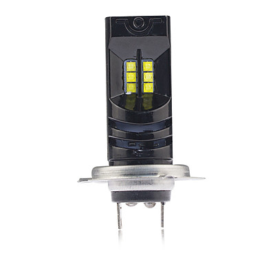 voordelige Autokoplampen-2pcs H7 / H11 / 9005 Automatisch Lampen 60 W SMD 2525 1200 lm 12 LED Mistlamp / Dagrijverlichting / Koplamp Voor Universeel Alle jaren