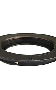 lentes m42 para Canon EOS 50D ef 450d 500d 1000d adaptador de 5d
