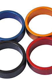 Ring Gasket Cycling / Bike Aluminium Alloy Gold Black Red Blue