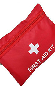 First Aid Kit Camping / Hiking Portable First Aid Nylon 1 pcs