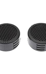 2x Super Power Loud Audio Dome Speaker Tweeter for Car Auto