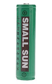 SmallSun 18650.0 Bateria 2400.0 mAh para Campismo / Escursão / Espeleologismo