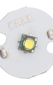 5W 400LM 6500K kul hvit Cree LED sender Modul (3.2-3.6V)