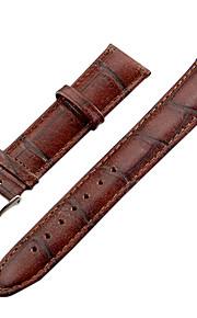 Pulseiras de Relógio Pele Acessórios de Relógios 0.006 Alta qualidade