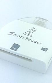 Multi-in-1 SD / MMC lector de tarjetas / TF para Samsung Galaxy i9100 / i9220 / i9300 / N7100