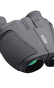 Bijia 12 X 25 mm Binoculars Night Vision Black Waterproof / Weather Resistant / Fogproof / IPX-7 / Porro / Fully Multi-coated