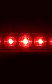 Bike Lights Rear Bike Light LED Cycling Impact Resistant Waterproof Backlight AAA Lumens Battery Cycling/Bike