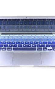 """coosbo® färgglad silikon tangentbord täcker flår för 11,6 """", 13,3"""", 15,4 """", 17"""" MacBook Air pro näthinnan"""