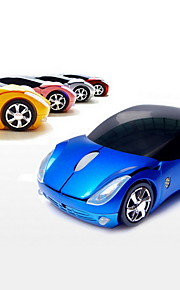 silent creative car Wireless Novelty Mouse 800 3 AAA Battery powered