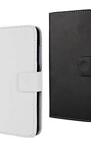 PU 가죽 HTC 욕망 610 (모듬 색상)를위한 스탠드와 카드 슬롯이있는 전신 케이스