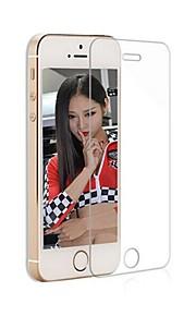 Защитная плёнка для экрана Apple для iPhone 6s iPhone 6 iPhone SE/5s Закаленное стекло 2 штs Защитная пленка для экрана Взрывозащищенный