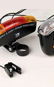 Multifunctional Bicycle Steering Brake Tail Lights