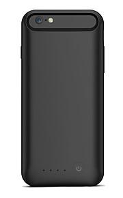 Ifans ® MFI 3100mah lyn stik power bank backup tilfældet med stativ til iPhone 6