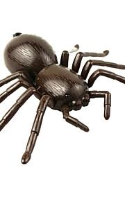 Fjernstyrede dyr Spøg og skæmt legetøj Legetøj SPIDER Uhyggelig-crawly Simulering Stk.