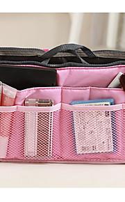 Reistas Reiskit Reistoilettas Cosmetisch Tasje Binnentas organizer Handtas Reisbagageorganizer waterdicht draagbaar Stofbestendig