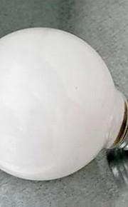 G80 Bulb Spherical Incandescent Bulb Light Milk White Dragon Pearl Bubble