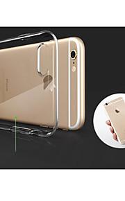 Kılıf Na Jabłko iPhone 8 / iPhone 8 Plus / iPhone XS Transparentny Osłona tylna Solidne kolory Miękka TPU na iPhone XS / iPhone XR / iPhone XS Max
