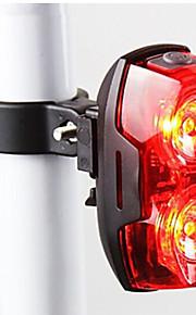 פנס אחורי לאופניים / אורות בטיחות / אורות זנב LED פנסי אופניים - רכיבת אופניים עמיד במים, אור LED, קל לנשיאה AAA 400 lm סוללה רכיבה על אופניים / מצבי מרובות