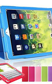 Custodia Per Apple Mini iPad 4 Mini iPad 3/2/1 iPad 4/3/2 iPad Air 2 iPad Air Con supporto Standby automatico / accendimento automatico