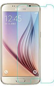 Näytönsuojat Samsung Galaxy varten S7 Karkaistu lasi Näytönsuoja Teräväpiirto (HD)