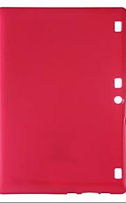 Silicone Rubber Gel Skin Case Cover for Lenovo Tab3 10.0 X70F /Tab2 A10-70F/Tab3 10.0 plus
