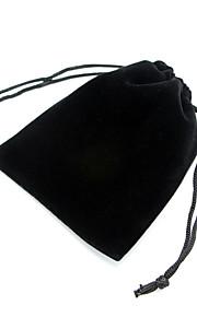 Dame Smykketasker Sort Stof Mode Daglig