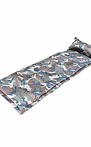 Outdoor Camouflage Blow-up Lilo Automatically