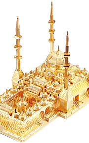 Puzzle Metalowe puzzle Zabawki Znane budynki 3D Artykuły do umeblowania Sztuk