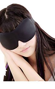 Máscara de Dormir 3D Descanso em Viagens Sem costura Respirabilidade 1conjunto para Viajar
