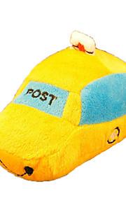 Kattelegetøj Hundelegetøj Kæledyrslegetøj Blødt Legetøj Pibe-Legetøj Knirke Sko