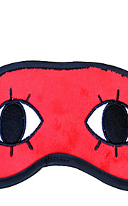 Máscara de Dormir Pára-Sóis / Confortável / Descanso em Viagens 1conjunto para Viajar