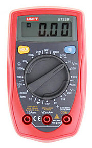 Palm Large Screen Back Light Display Digital A Multimeter