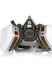 Special Gas Mask for Spray Painting     Seven Piece Suit