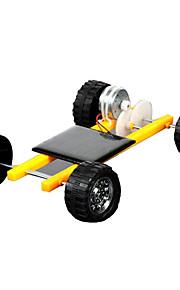 Crab Kingdom® Model Assembled Solar Car DIY Technology Making Handmade Material Package