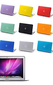 MacBook Etuis Couleur Pleine Plastique pour MacBook Air 13 pouces