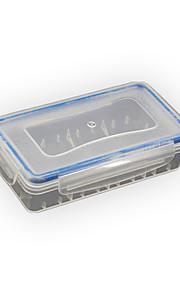 beschermende waterdichte opbergbox voor 18650 batterij