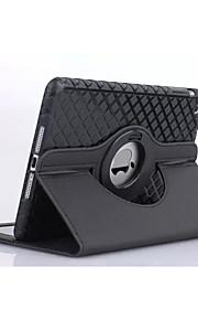 Case Kompatibilitás iPad 4/3/2 Állvánnyal Origami Héjtok Tömör szín PU bőr mert iPad 4/3/2