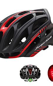 バイクヘルメット サイクリング 36 通気孔 調整可 ワンピース 超軽量(UL) スポーツ サイクリング