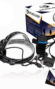 U'King Lanternas de Cabeça Farol Dianteiro LED 2000 lm 3 Modo Cree XM-L T6 Tamanho Compacto Fácil de Transportar Alta Intensidade