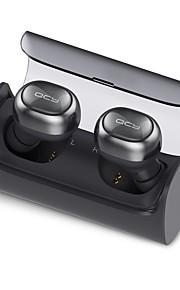 QCY Q29 Sans Fil Ecouteurs Plastique Conduite Écouteur Avec boîte de recharge / Avec Microphone Casque
