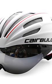 CAIRBULL Жен. Муж. Универсальные Велоспорт шлем 28 Вентиляционные клапаны ВелоспортГорные велосипеды Шоссейные велосипеды Велосипеды для