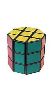 Rubiks terning Let Glidende Speedcube Ottekantet kolonne Magiske terninger Glat klistermærke Cylinder-formet Gave
