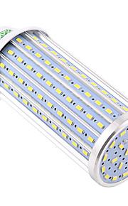 YWXLIGHT® 1st 60W 5850-5950lm E26 / E27 LED-lampa 160 LED-pärlor SMD 5730 Dekorativ Varmvit Kallvit Naturlig vit 220V 110V 85-265V